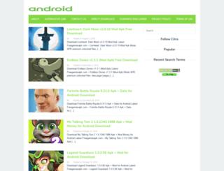 freegamesapk.com screenshot