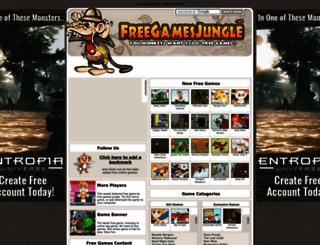 freegamesjungle.com screenshot