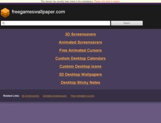 freegameswallpaper.com screenshot