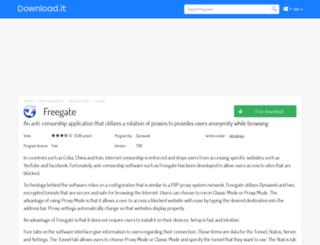 freegate.jaleco.com screenshot