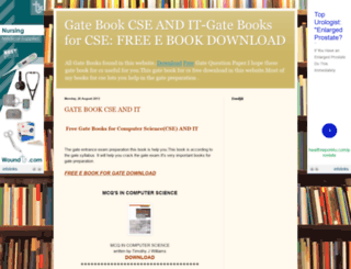 freegateebooks.blogspot.com screenshot