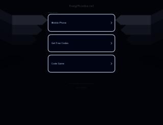 freegiftcodes.net screenshot
