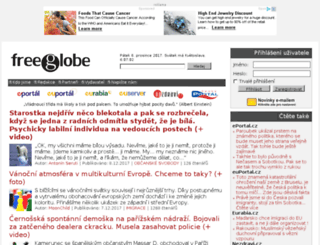 freeglobe.parlamentnilisty.cz screenshot