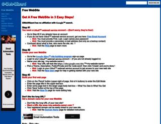 freegooglewebsite.com screenshot