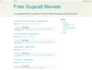 freegujaratimovies.blogspot.in screenshot