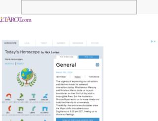 freehoroscope.com screenshot
