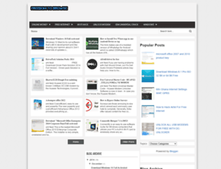 freeinternetzones.blogspot.in screenshot