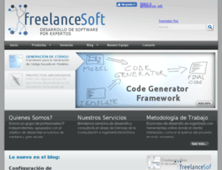 freelance-soft.com screenshot