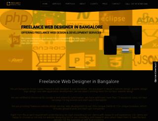 freelancebangalore.com screenshot