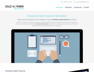 freelancewebtasarimci.com screenshot