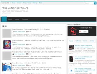 freelatesoftware.blogspot.com screenshot
