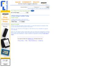 freelink.org screenshot