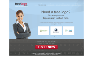 freelogo.com screenshot