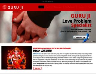 freeloveguru.com screenshot
