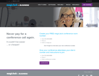 freemagicconference.com screenshot