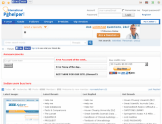 freemehai.co.in screenshot