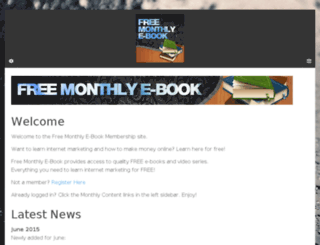 freemonthlyebook.com screenshot