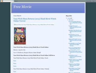 freemovie-nettv.blogspot.com screenshot