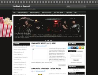 freemoviesdownload99.blogspot.com screenshot