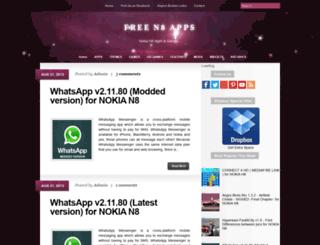 freen8apps.blogspot.com screenshot