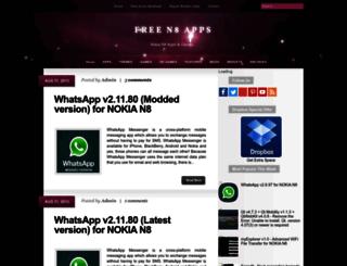 freen8apps.blogspot.in screenshot