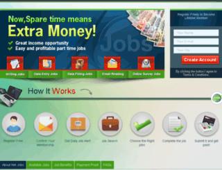 freenetincome.com screenshot