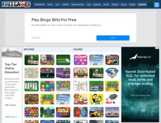 freeonlinegames.net screenshot