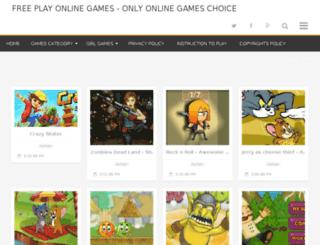 freeonlinegamesfree.net screenshot