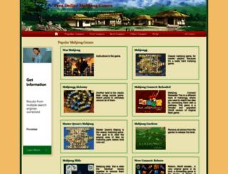 freeonlinemahjonggames.net screenshot
