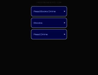 freeonlinenovel.com screenshot