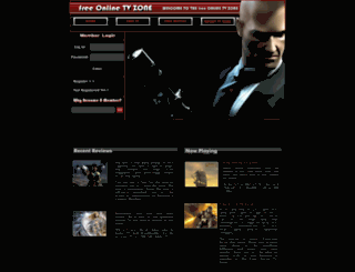 freeonlinetvzone.com screenshot