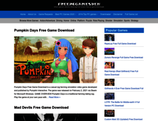 freepcgamesden.com screenshot