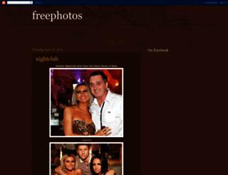 freephoto2.blogspot.com screenshot
