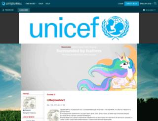 freepony.livejournal.com screenshot