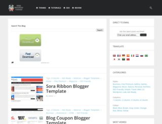 freepremiumthemes.blogspot.com screenshot