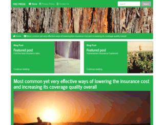 freepresse.com screenshot