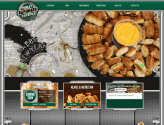freepretzels.com screenshot