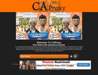 freeproxyonline.cf screenshot