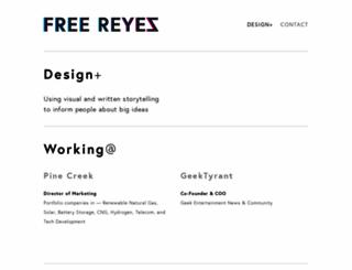 freereyes.com screenshot