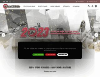 freeride-attitude.com screenshot