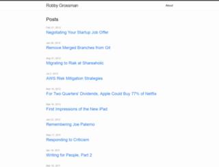 freerobby.com screenshot