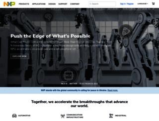 freescale.net screenshot