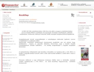 freesector.hu screenshot