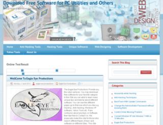 freesoftwares4pc.blogspot.com screenshot