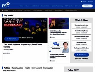 freespeech.org screenshot