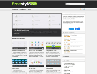 freestylo.net screenshot