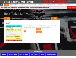 freetaktalsoftware.com screenshot