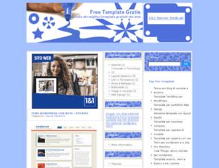 freetemplategratis.com screenshot
