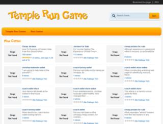 freetemplerungames.com screenshot