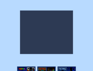 freetetris.org screenshot